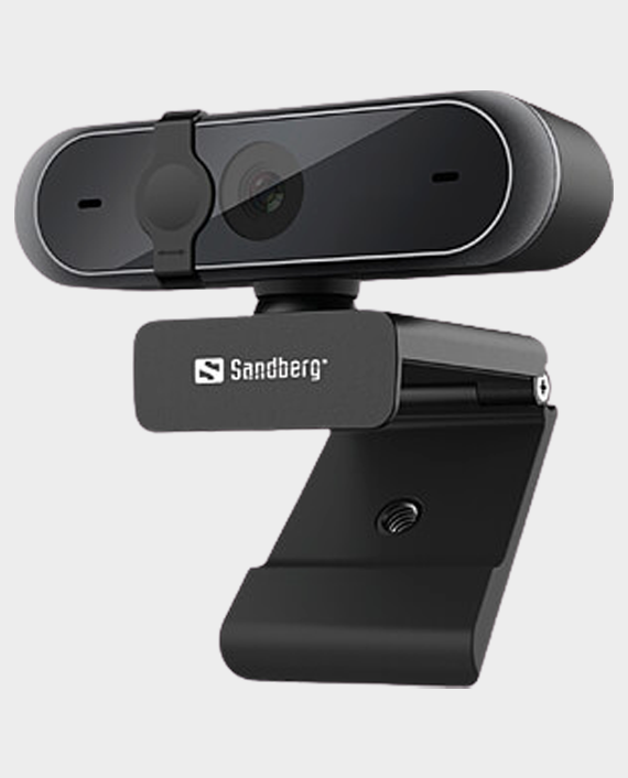 Sandberg 133-95 USB Webcam Pro Black in Qatar