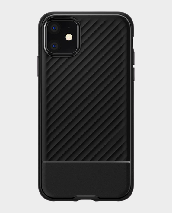 Spigen iPhone 12 12 Pro Core Armor Matte Black in Qatar