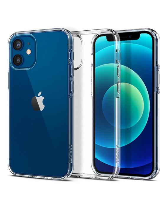 Spigen iPhone 12 Crystal Flex