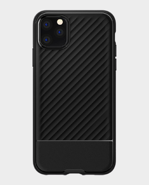 Spigen iPhone 12 Pro Max Core Armor Matte Black in Qatar