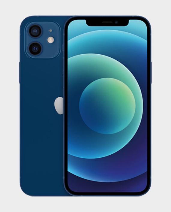 Apple iPhone 12 4GB 128GB Blue in Qatar