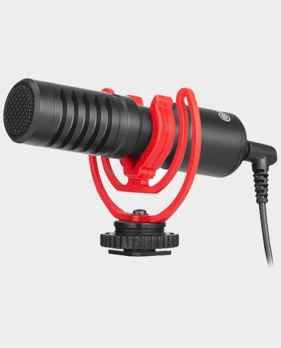 Boya BY-MM1+ Shotgun Microphone in Qatar