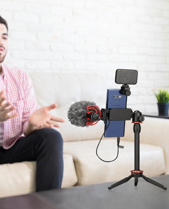 Boya Ultimate Smartphone Video Kit BYVG350