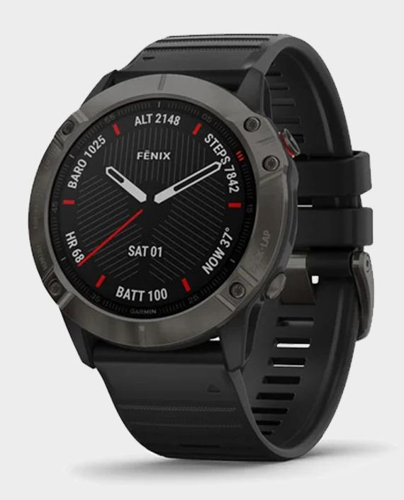 Garmin fenix 6X Pro Smart Watch in Qatar