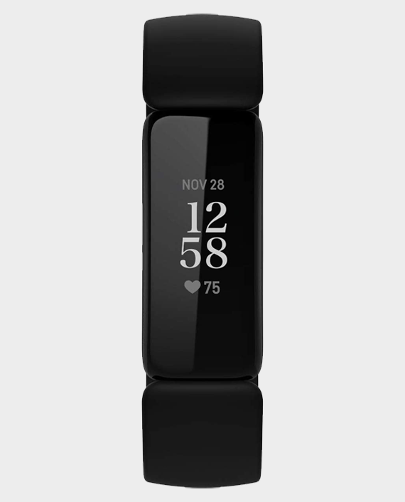Fitbit Inspire 2 Fitness Tracker + Heart Rate - Black in Qatar