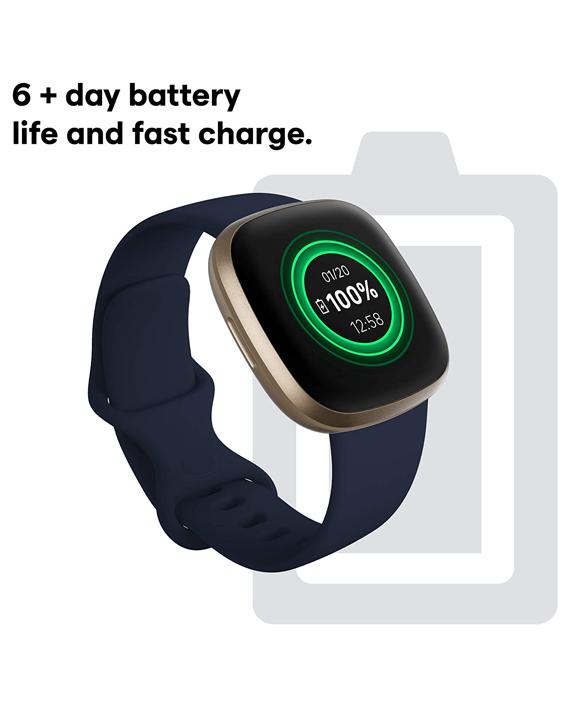 Fitbit Versa 3 Smartwatch+GPS