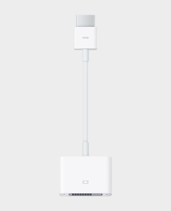 Apple HDMI to DVI Adapter in Qatar Doha