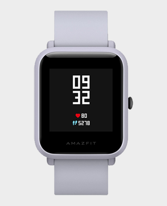 Xiaomi Huami Amazfit Bip Smartwatch White Cloud in Qatar