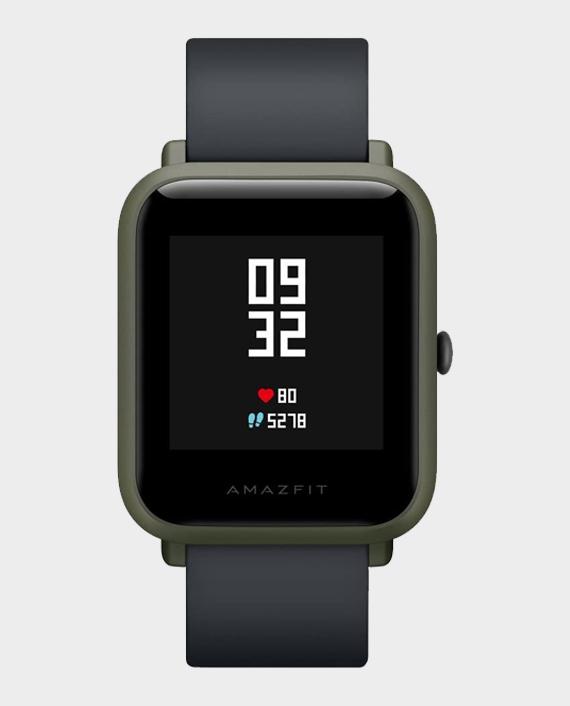 Xiaomi Huami Amazfit Bip Smartwatch Kokoda Green in Qatar