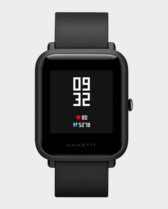 Xiaomi Huami Amazfit Bip Smartwatch Onyx Black in Qatar