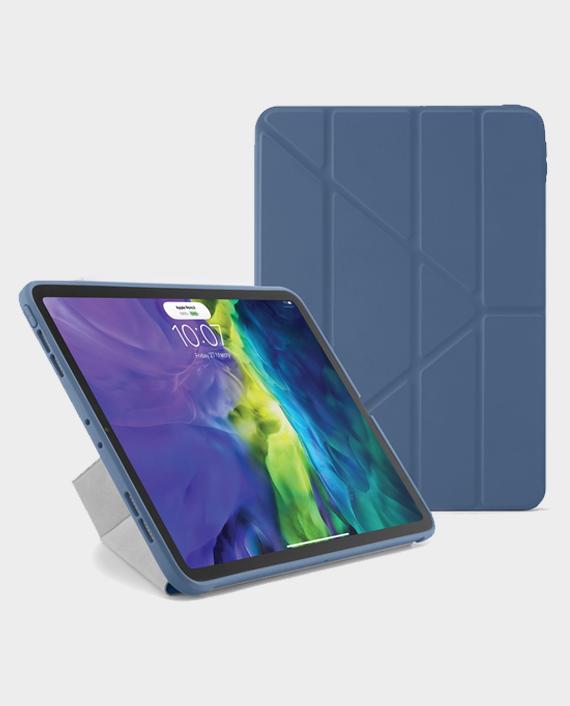 Pipetto Ipad Pro 11 (2020) Origami Case Navy in Qatar