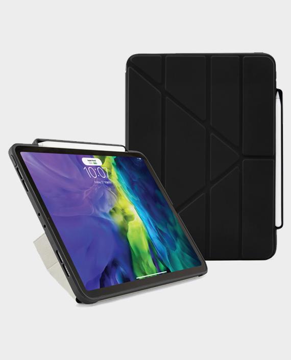 Pipetto iPad Pro 11 (2020) Origami Pencil Case Black in Qatar