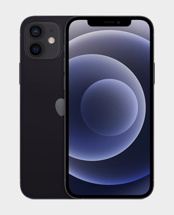 Apple iPhone 12 4GB 256GB Black in Qatar