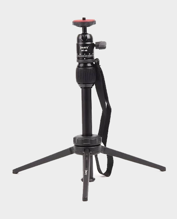 JMARY MT 68 Table Top Extendable Foldable Tripod Stand in Qatar