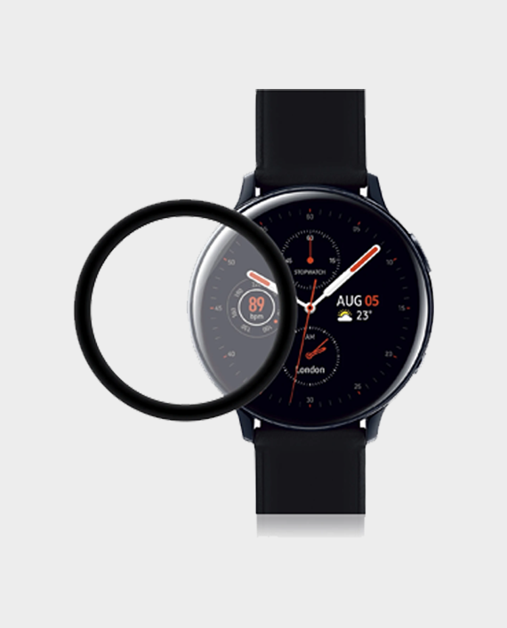 Panzer Glass For Samsung Watch Active 2 44mm in Qatar