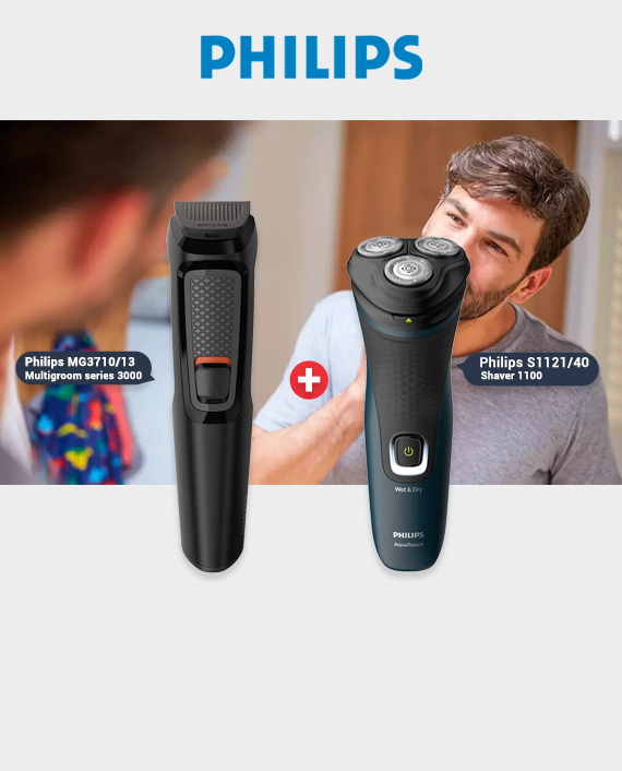 Philips trimmer and shaver in qatar
