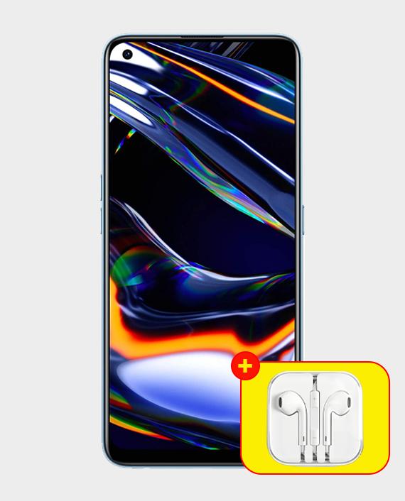 Realme 7 Pro 8GB 128GB Mirror Silver in Qatar