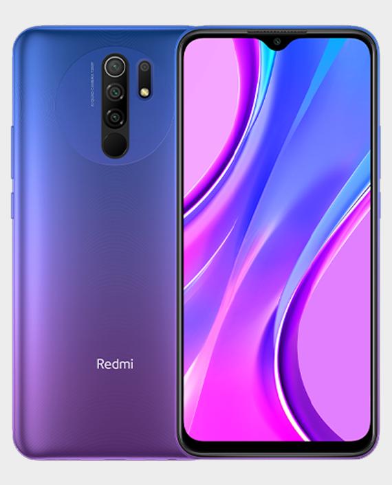 Xiaomi Redmi 9 4GB 64GB Purple in Qatar