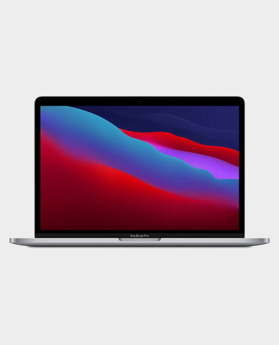 Apple MacBook Pro 13 inch 2020 MYD82 / Apple M1 Chip / 8GB Ram / 256GB SSD - Space Grey in Qatar