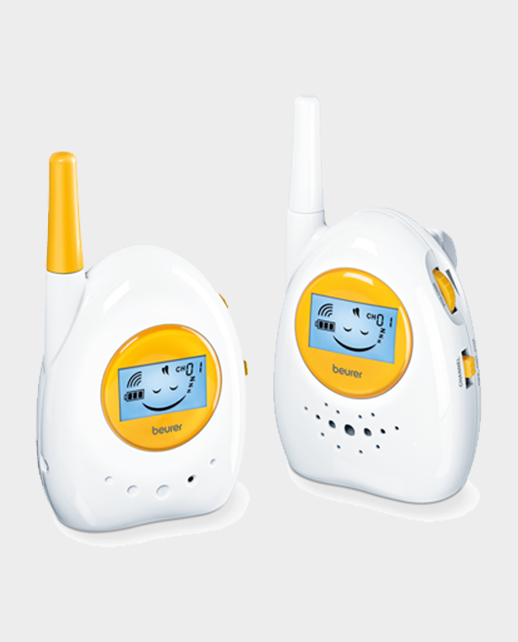 Beurer BY 84 Baby Monitor Eco Mode in Qatar