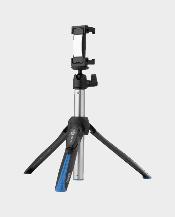 Benro BK15 Mini Tripod and Selfie Stick for Smartphones in Qatar