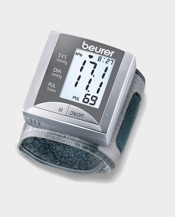Beurer BC 20 Wrist Blood Pressure Monitor in Qatar