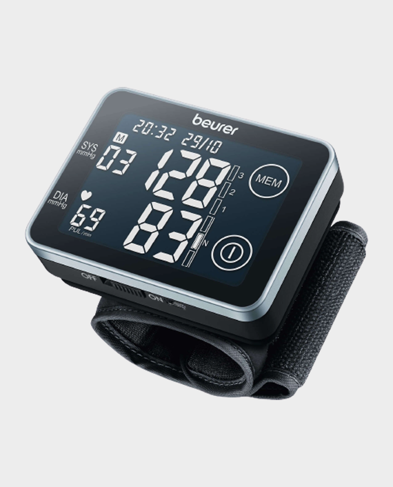 Beurer BC 58 Wrist Blood Pressure Monitor in Qatar
