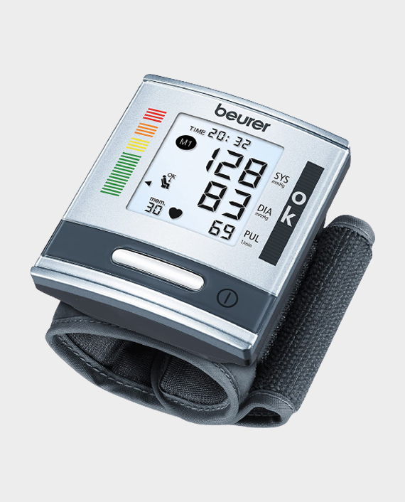 Beurer BC 60 Wrist Blood Pressure Monitor in Qatar