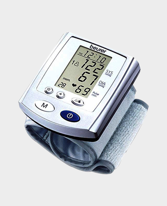 Beurer BC08 Blood Pressure Monitor in Qatar