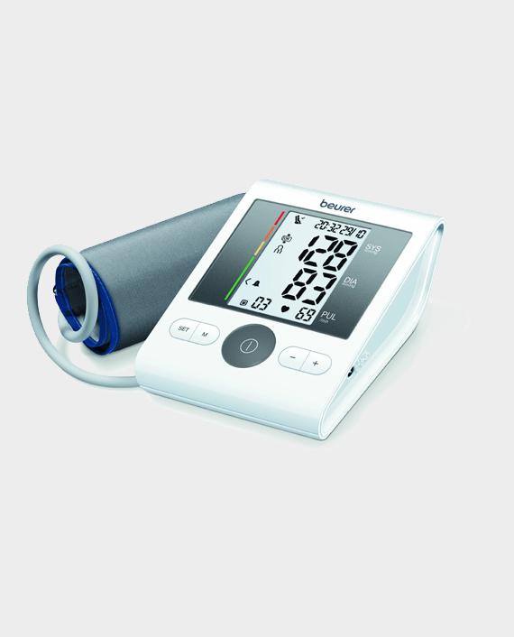 Beurer BM 28 Upper Arm Blood Pressure Monitor in Qatar
