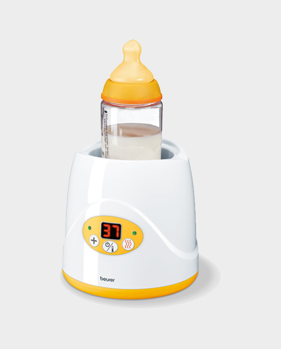 Beurer BY 52 Baby Food And Bottle Warmer in Qatar