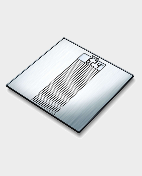 Beurer GS 36 Glass Bathroom Scale in Qatar