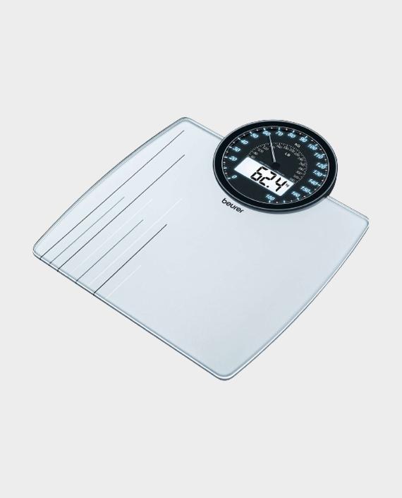 Beurer GS 58 Glass Bathroom Scale in Qatar