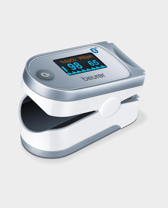 Beurer IPO-61 Fingertip Pulse Oximeter with Bluetooth in Qatar