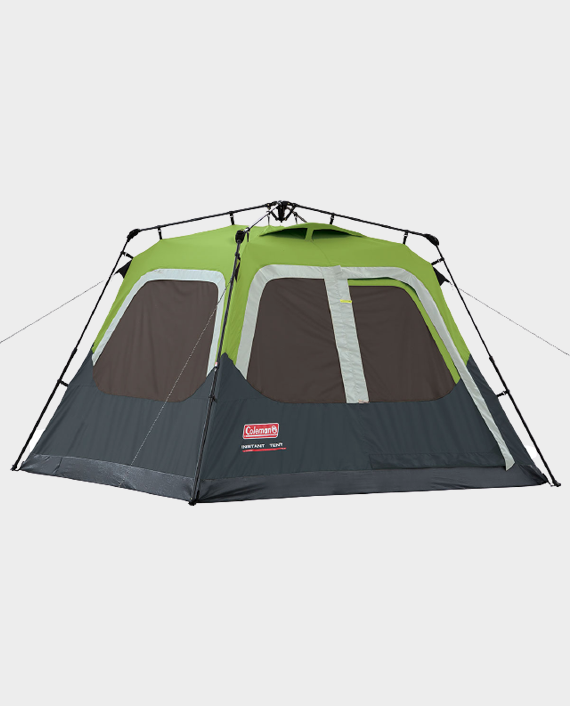 Coleman 2000026675 4 Person Fastpitch Instant Cabin Tent in Qatar