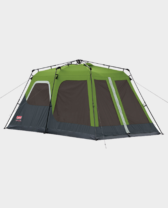 Coleman 2000026677 8 Person Fastpitch Instant Cabin Tent in Qatar