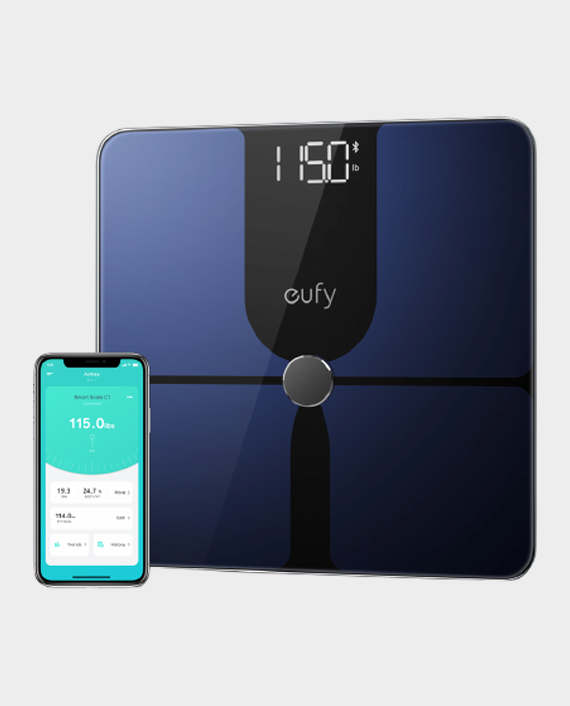Eufy By Anker Smart Scale P1 with Bluetooth in Qatar