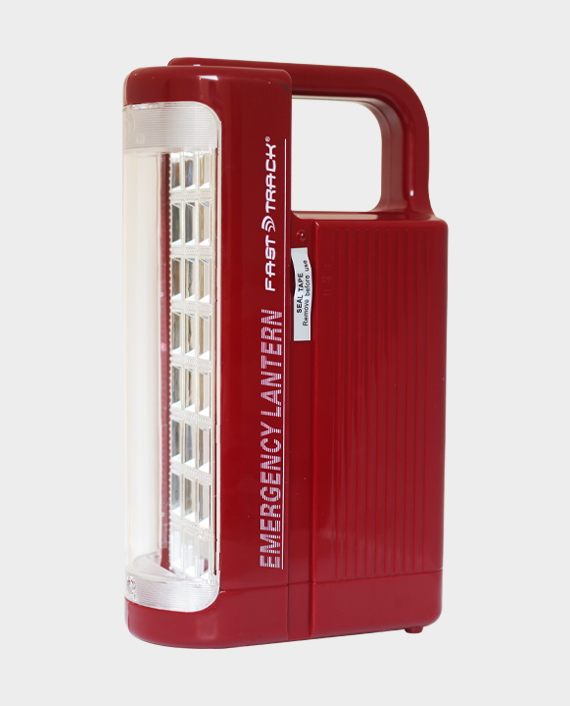 Fast Track FT-9010 LED Emergency Light Red in Qatar