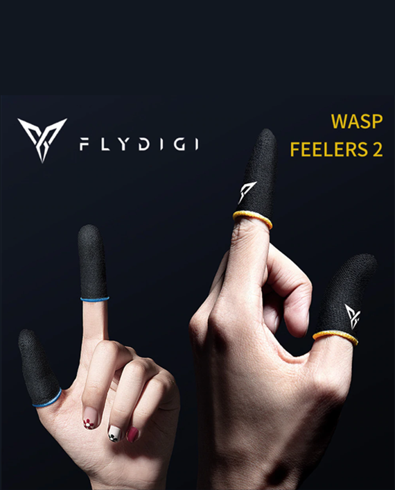 Flydigi Wasp Feelers 2 Mobile Gaming Finger Sleeve in Qatar