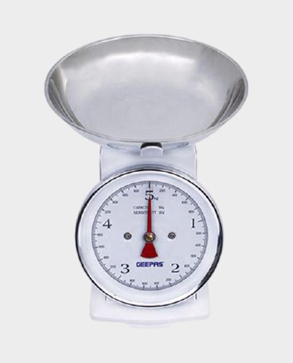 Geepas GBS4179 5Kg Kitchen Scale in Qatar