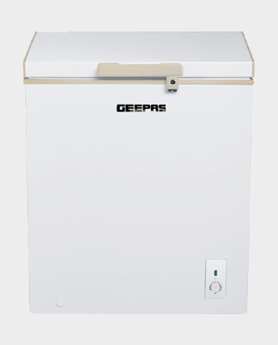 Geepas GCF1706WAH 170 Litre Chest Freezer in Qatar