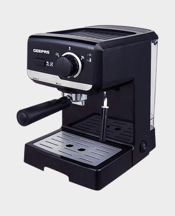 Geepas GCM6108 1.25L Cappuccino Maker in Qatar