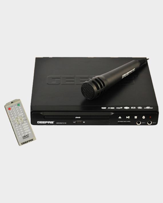 Geepas GDVD2721 DVD Player in Qatar