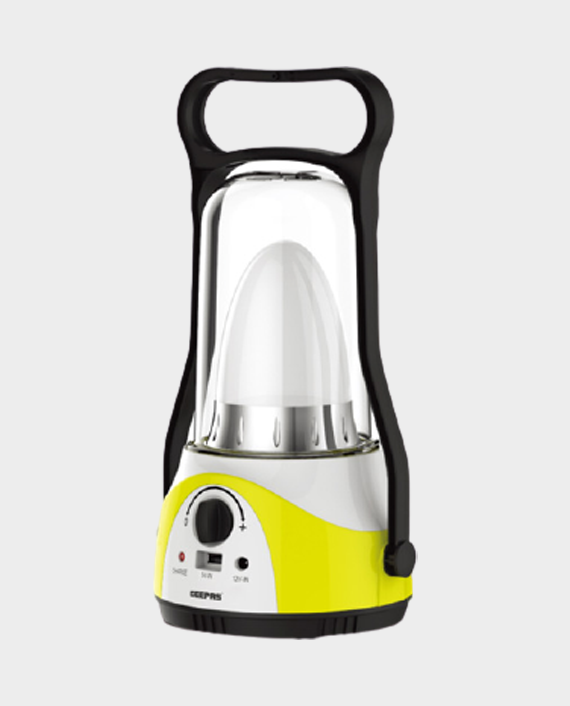 Geepas GE5560 LED Emergency Lantern with USB Mobile Charging in Qatar