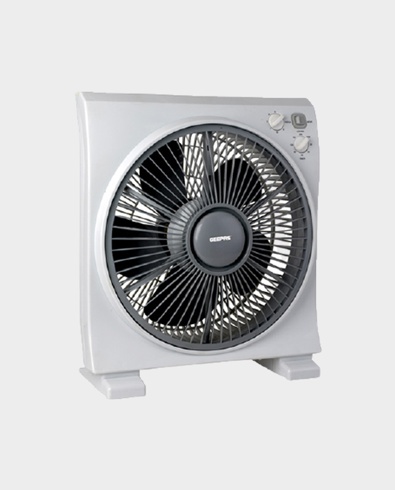 Geepas GF926 12-inch 45 Watts Box Fan in Qatar