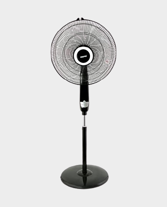 Geepas GF9489 16 Inch Stand Fan with Remote Control in Qatar