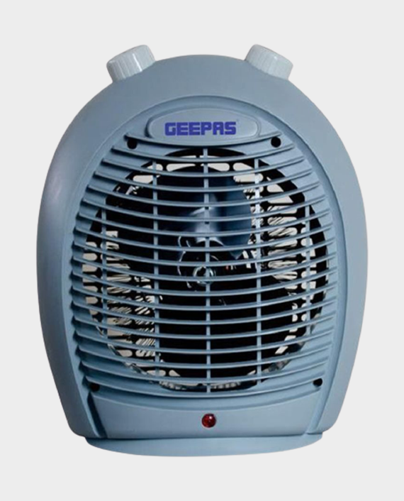 Geepas GFH9523 2 Heat Setting Fan Heater in Qatar
