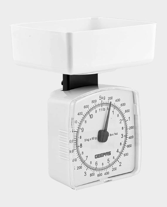 Geepas GKS46512 5Kg Kitchen Scale in Qatar