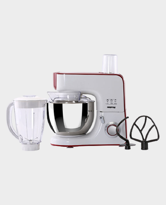Geepas GSM43011 1000W 5-In-1 Stand Mixer