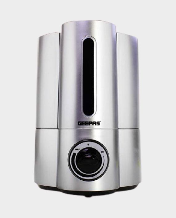 Geepas GUH63011UK Ultra Sonic Humidifier with Double Nozzle in Qatar